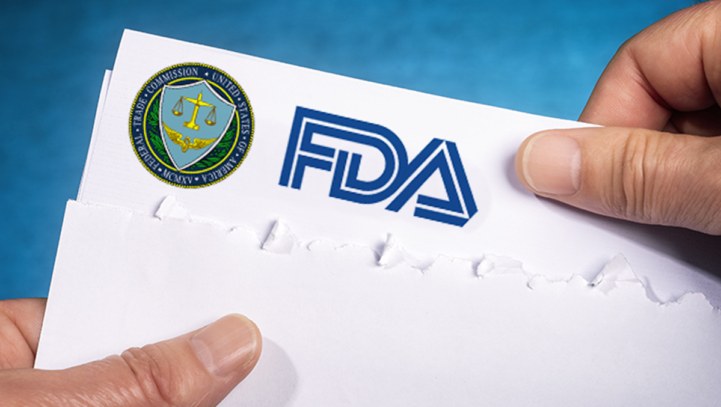FDA/FTC Joint Warning Letters Highlight Importance of Proper Legal Review of All Materials