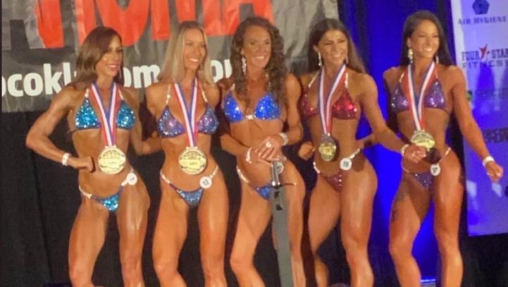 Shannon Montgomery, Esq., Overall NPC Oklahoma Bikini Champion